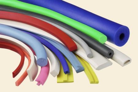 Изделия из силиконовых резин